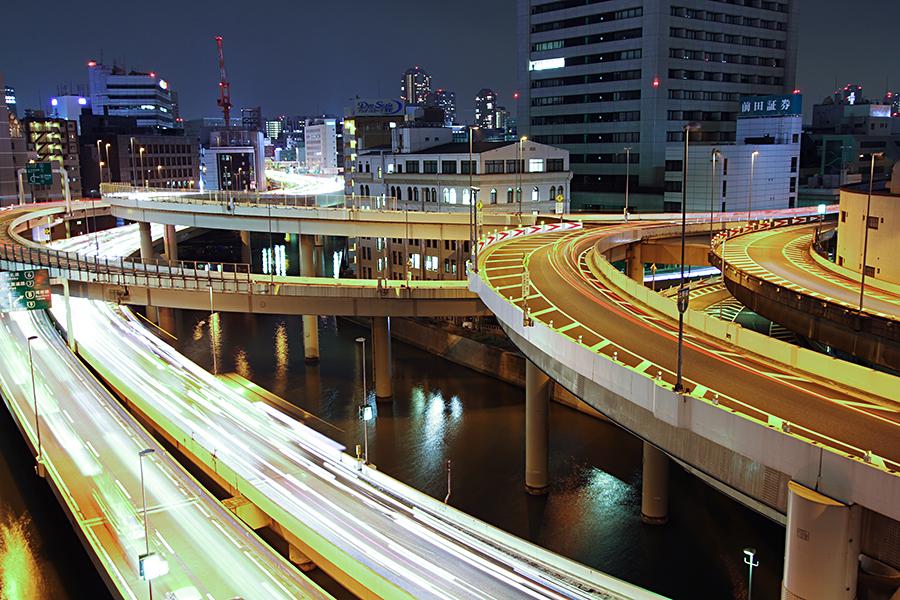 江戸川橋ジャンクション